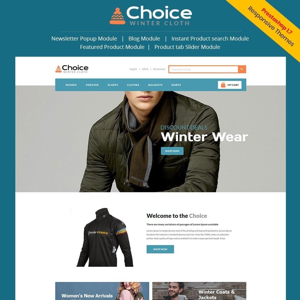 theme - Moda & Obuwie - Choice Fashion Store - 1