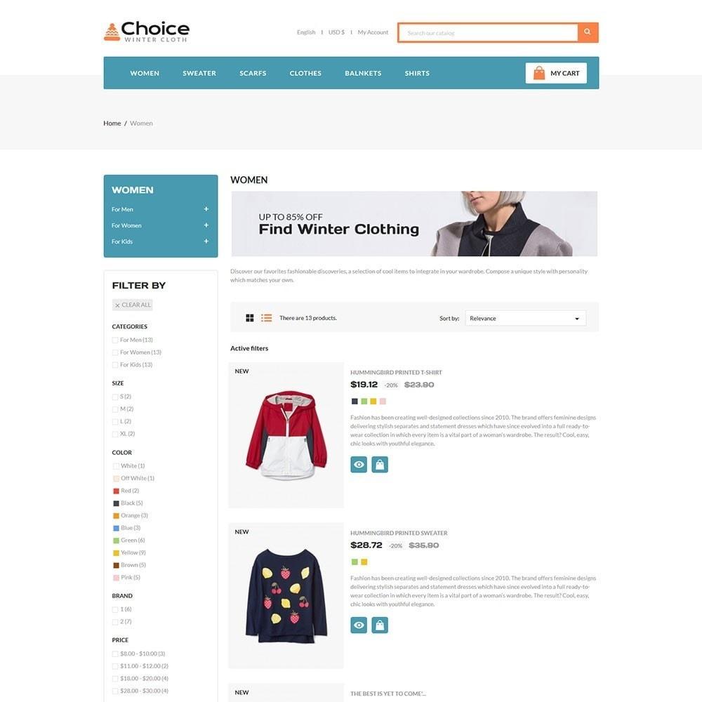 theme - Moda & Obuwie - Choice Fashion Store - 4