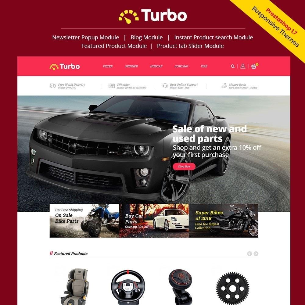 theme - Autos & Motorräder - Turbo Auto Store - 1