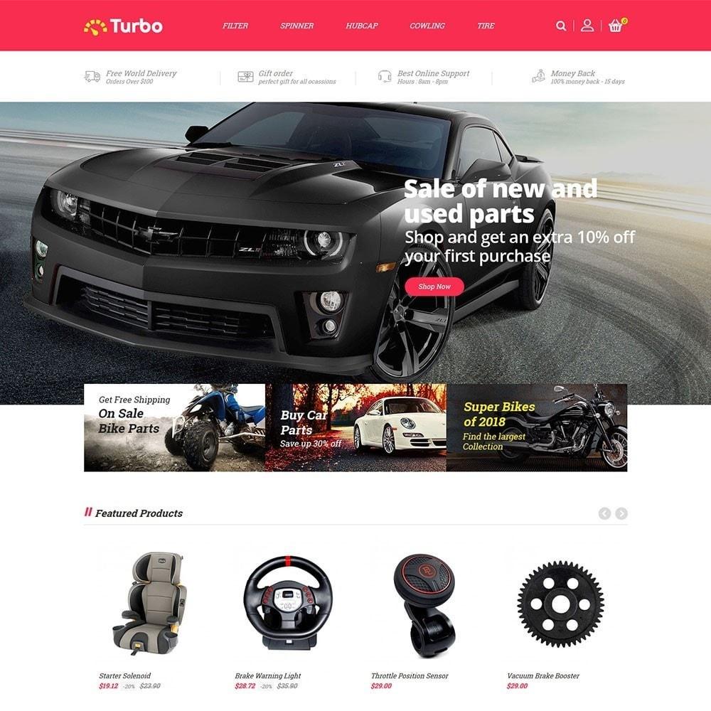 theme - Auto's & Motoren - Turbo Auto Store - 2