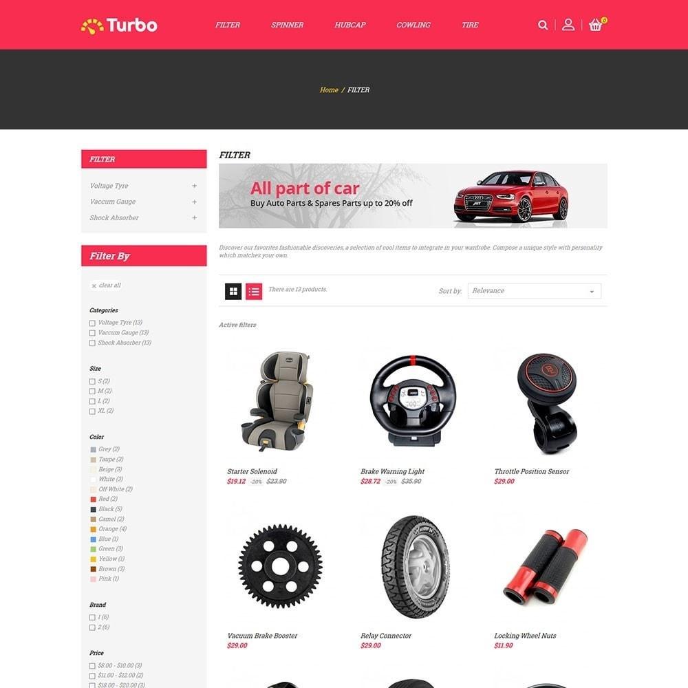 theme - Autos & Motorräder - Turbo Auto Store - 3