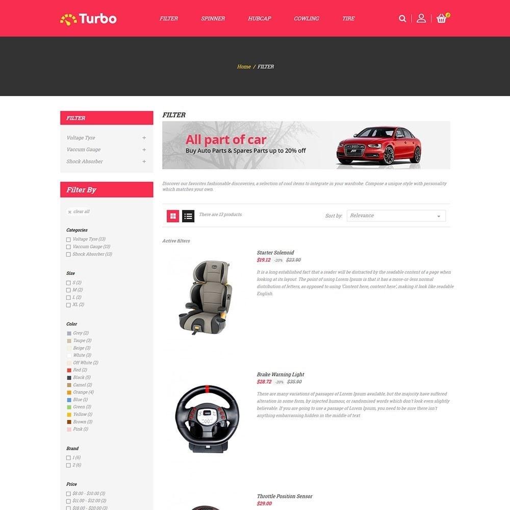 theme - Autos & Motorräder - Turbo Auto Store - 4