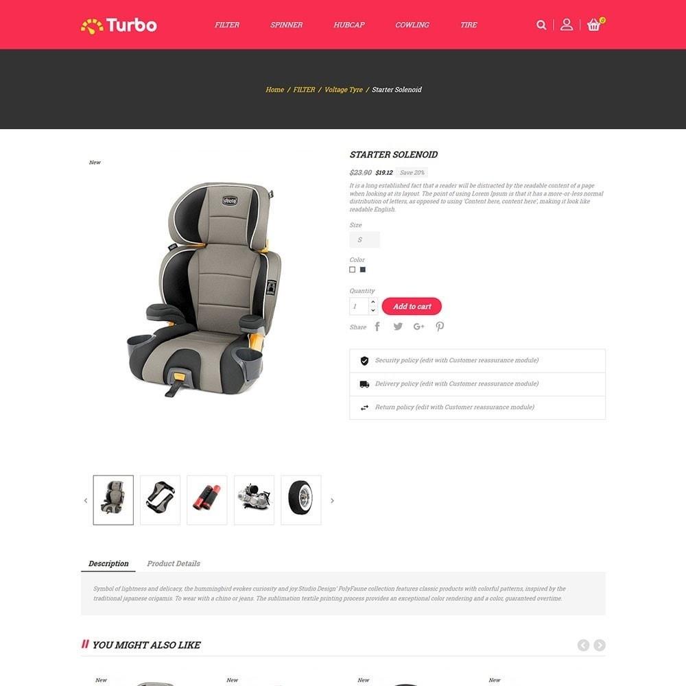 theme - Autos & Motorräder - Turbo Auto Store - 5