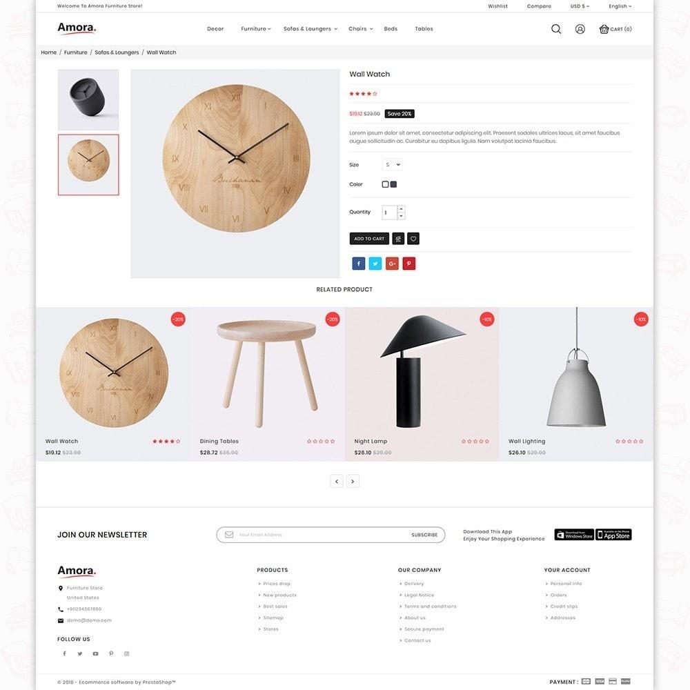 theme - Home & Garden - Amora - New Office Name - 5