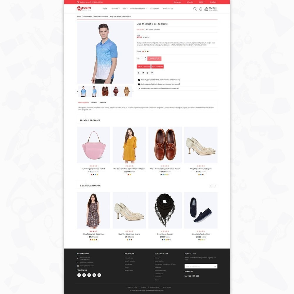 theme - Mode & Schuhe - Dream - The Clothing Store - 5