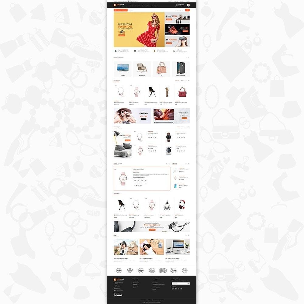 theme - Eletrônicos & High Tech - InterMart - Online Shopping Mart - 2