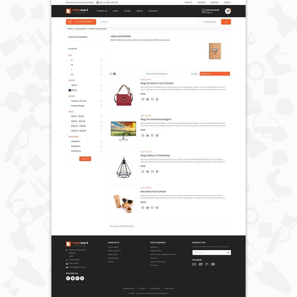 theme - Electronics & Computers - InterMart - Online Shopping Mart - 4