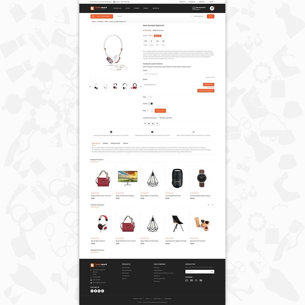 theme - Electronics & Computers - InterMart - Online Shopping Mart - 5