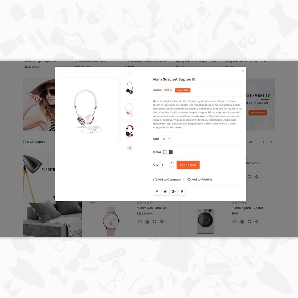 theme - Electronics & Computers - InterMart - Online Shopping Mart - 7