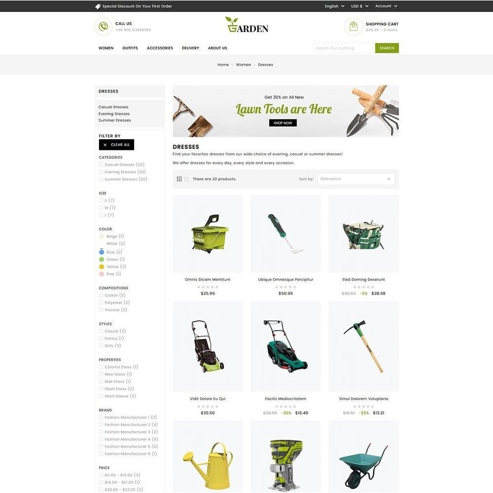 theme - Casa & Jardins - Garden Tools - 5