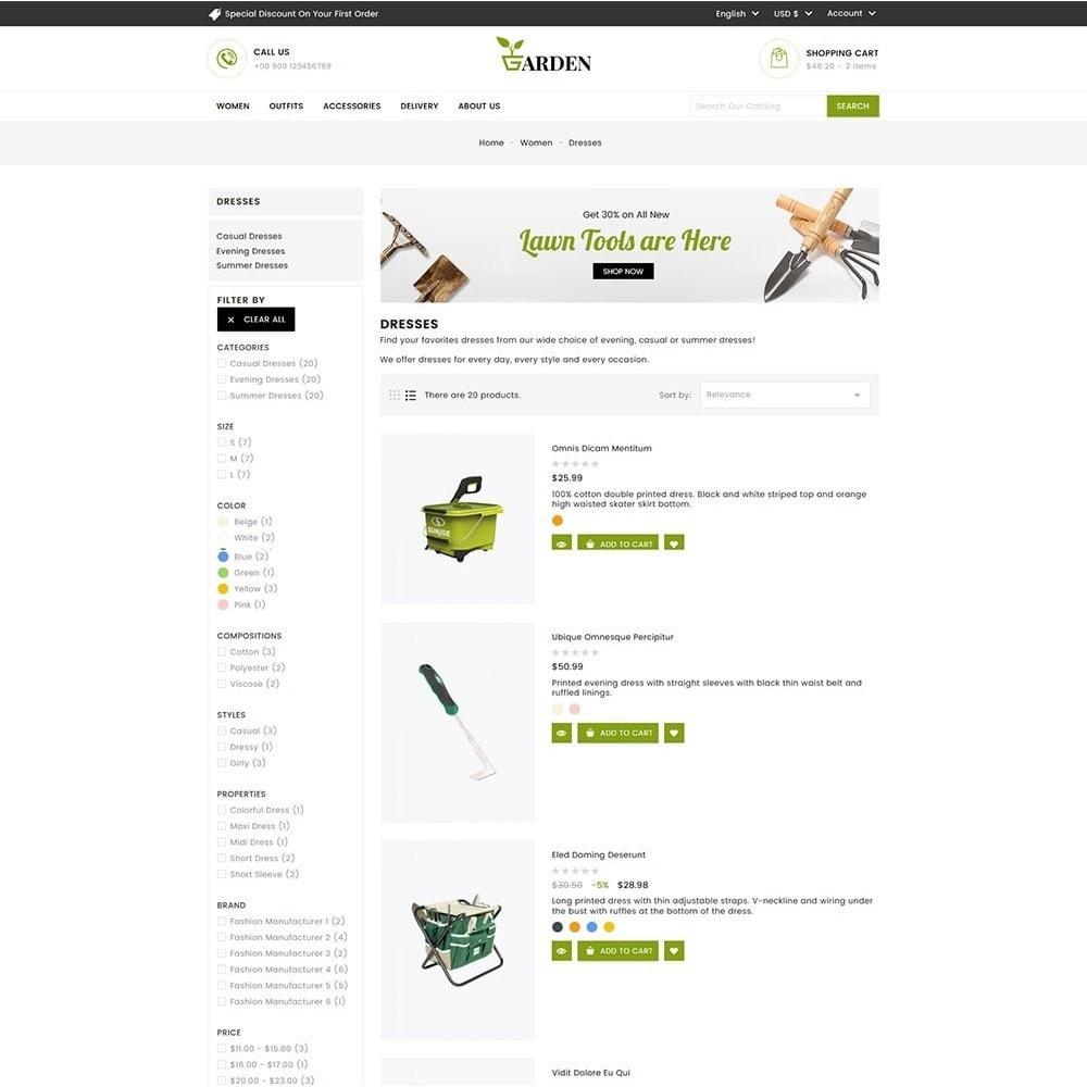 theme - Casa & Jardins - Garden Tools - 6