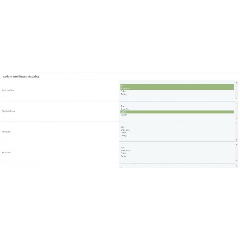module - Marktplätze - Cedcommerce Fruugo Integration - 9