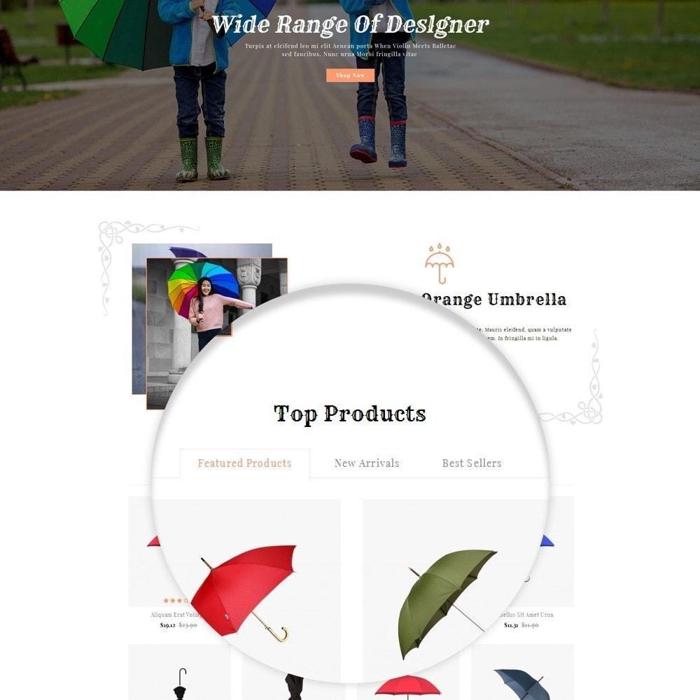 theme - Mode & Schuhe - Umbrella Store - 6