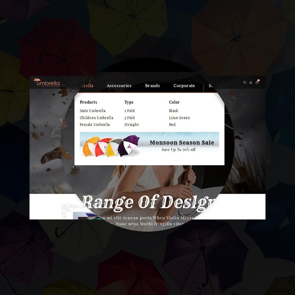 theme - Moda & Calzature - Umbrella Store - 9