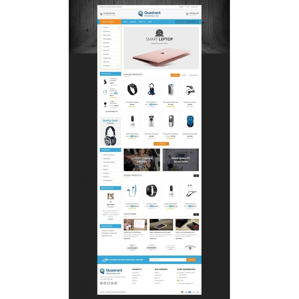 theme - Elektronik & High Tech - Quadrant - Electronic Store - 2