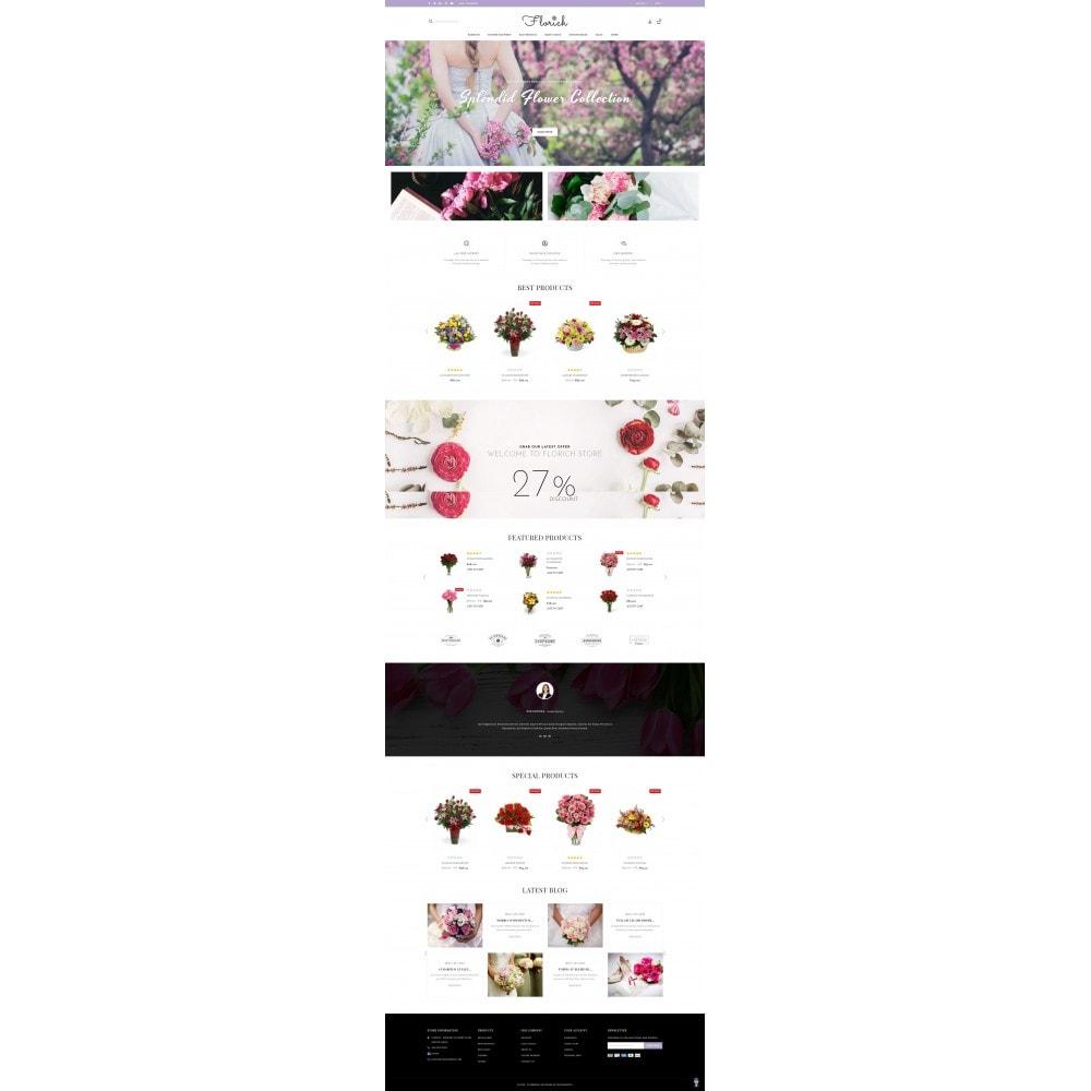 theme - Presentes, Flores & Comemorações - Florich - Wedding Flowers Store - 2