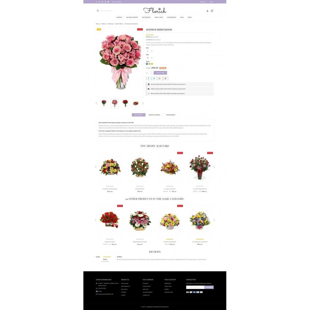 theme - Presentes, Flores & Comemorações - Florich - Wedding Flowers Store - 5