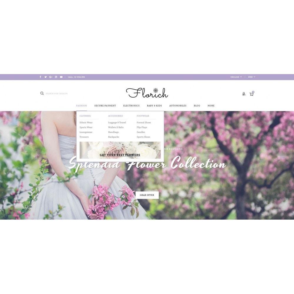 theme - Presentes, Flores & Comemorações - Florich - Wedding Flowers Store - 6