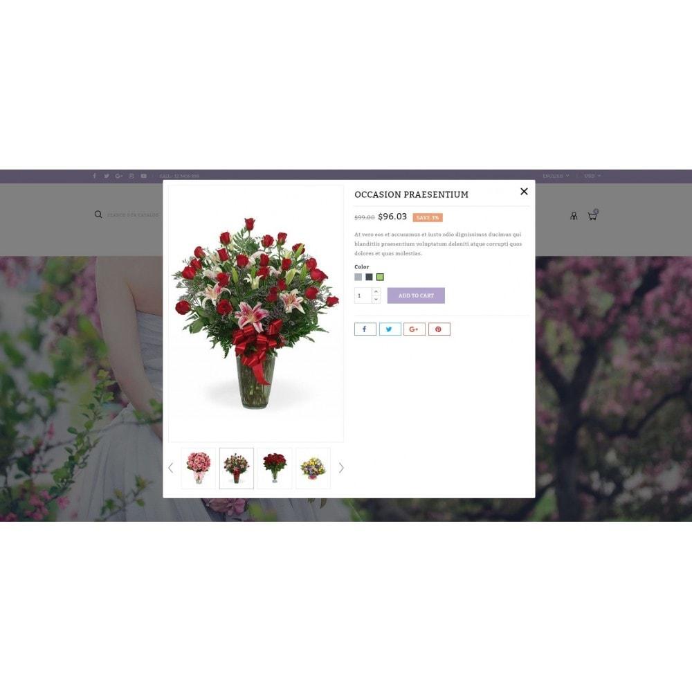 theme - Presentes, Flores & Comemorações - Florich - Wedding Flowers Store - 7