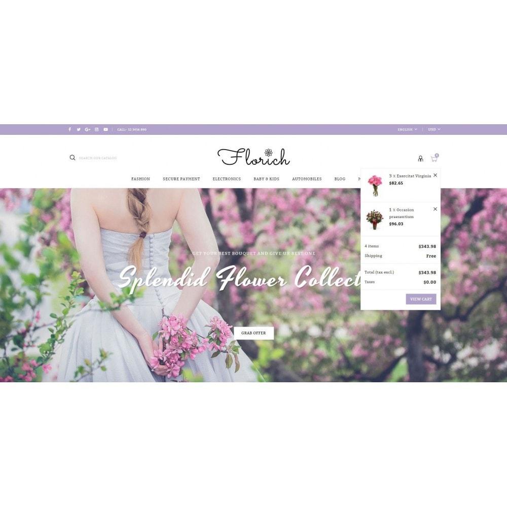 theme - Presentes, Flores & Comemorações - Florich - Wedding Flowers Store - 8