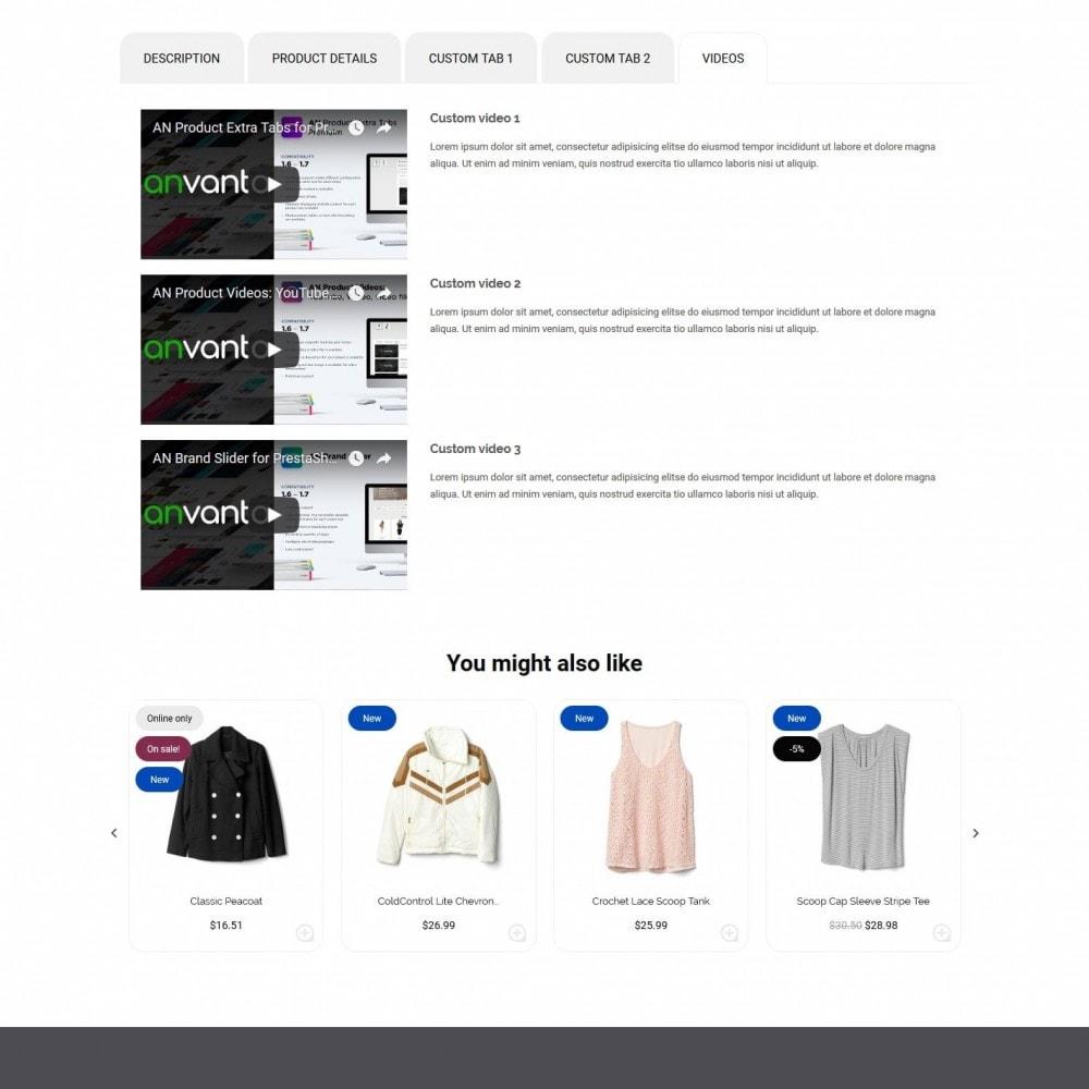 theme - Мода и обувь - Concept Fashion Store - 9