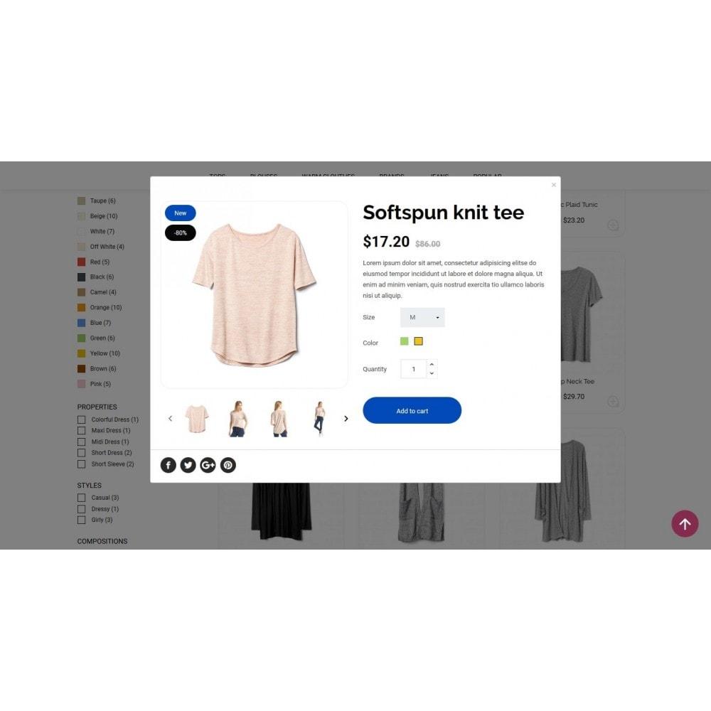 theme - Мода и обувь - Concept Fashion Store - 10