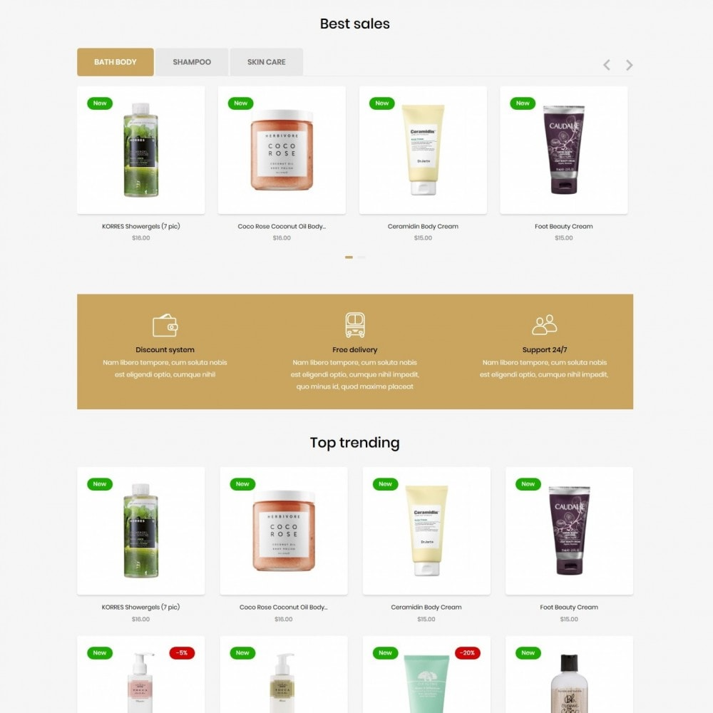 theme - Health & Beauty - Astrofitum Cosmetics - 3