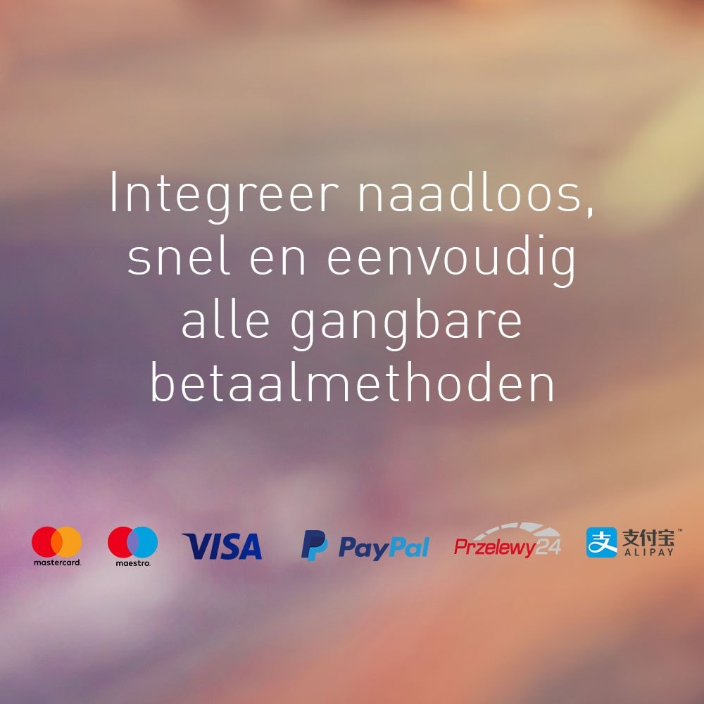 module - Creditcardbetaling of Walletbetaling - Wirecard - 1