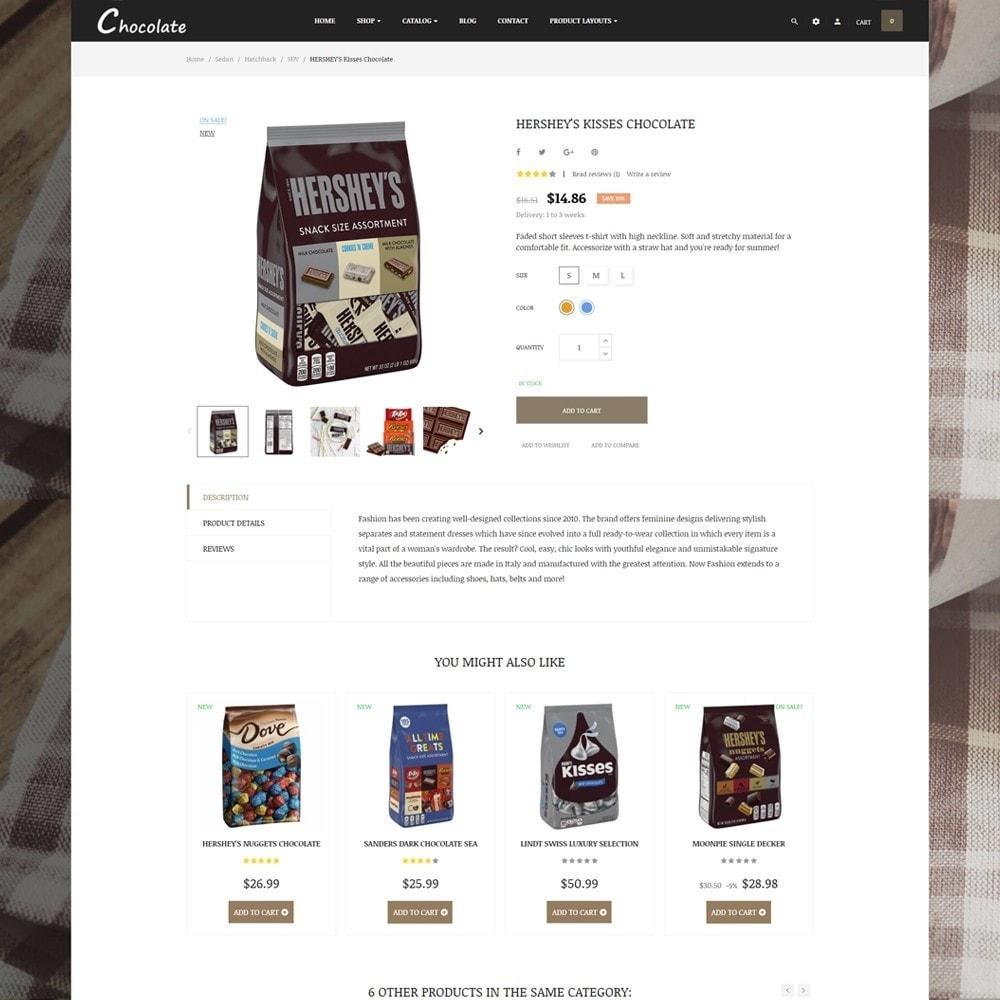 theme - Food & Restaurant - Leo Chocolatina - 5