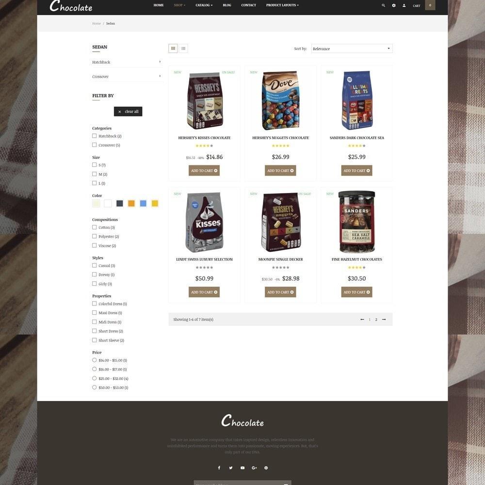 theme - Food & Restaurant - Leo Chocolatina - 7