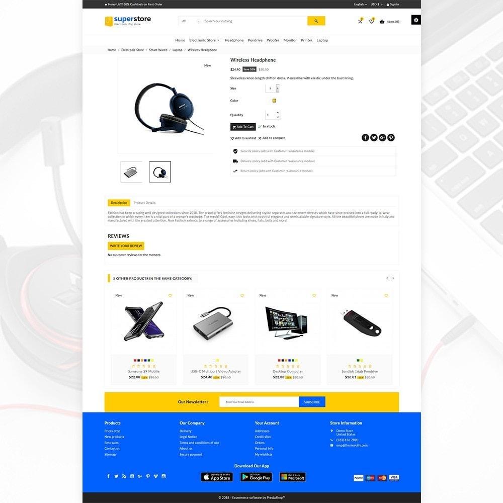theme - Eletrônicos & High Tech - Super Store – Big Multi Store - 4