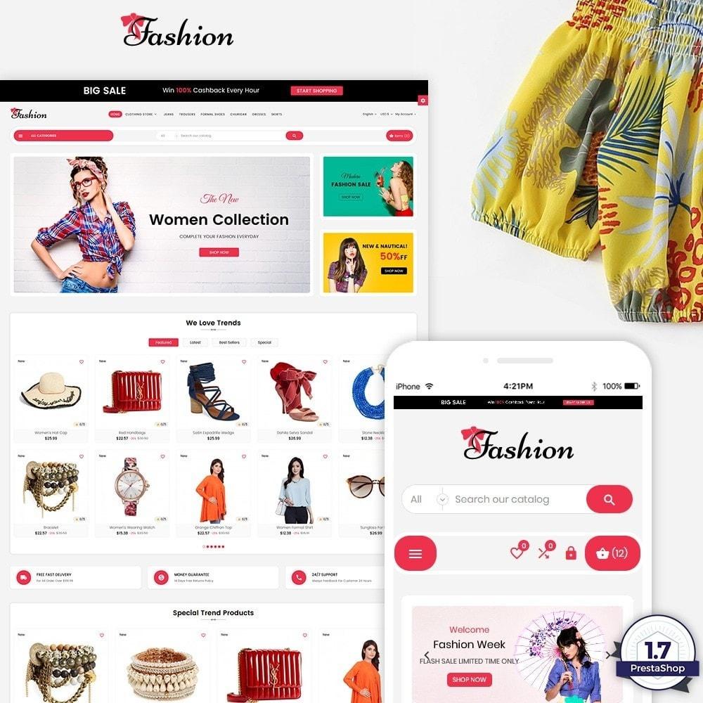 theme - Mode & Chaussures - Stylish Cloth Multi purpose Store - 1