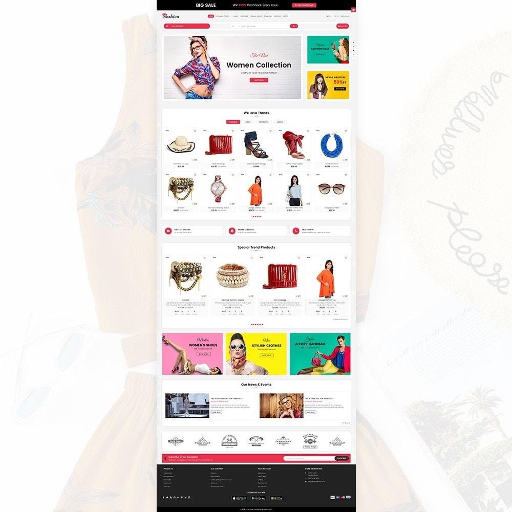theme - Mode & Chaussures - Stylish Cloth Multi purpose Store - 2