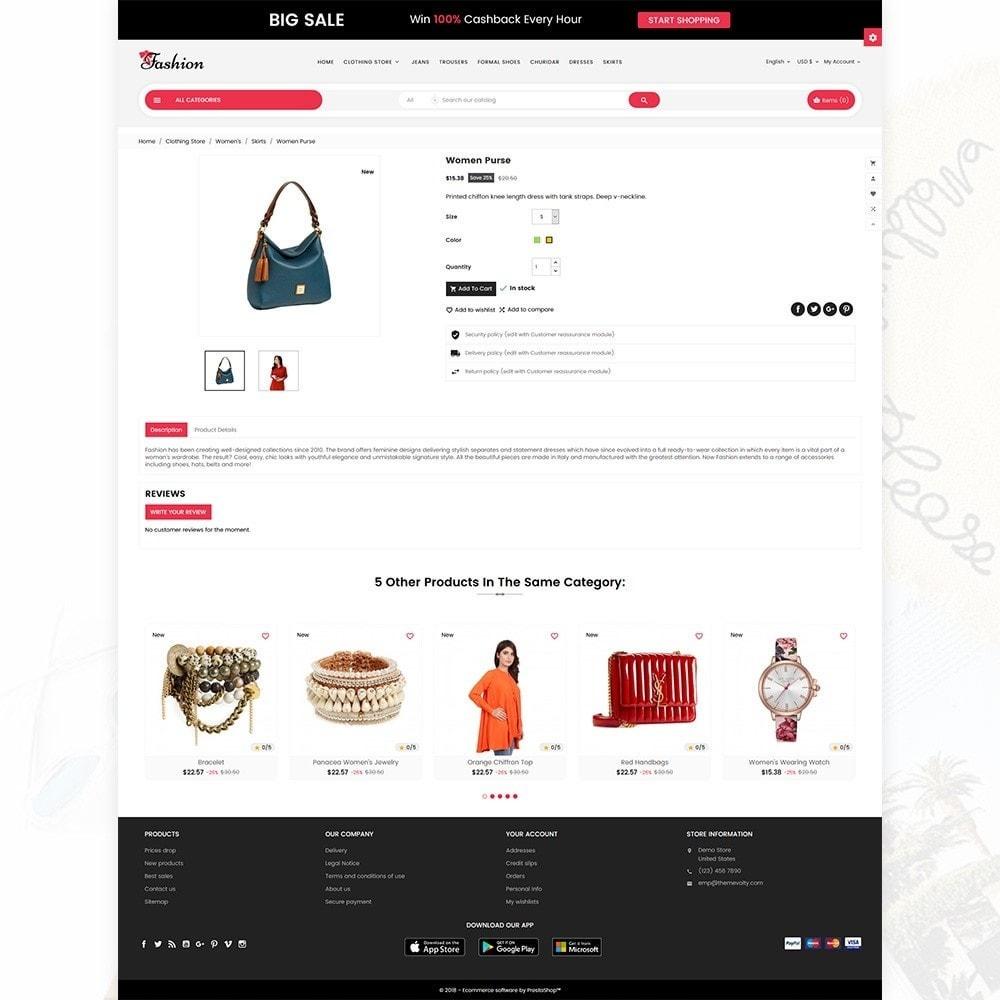 theme - Mode & Chaussures - Stylish Cloth Multi purpose Store - 4