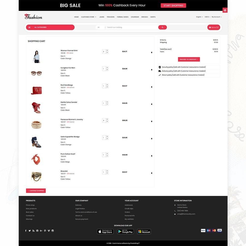 theme - Mode & Chaussures - Stylish Cloth Multi purpose Store - 5