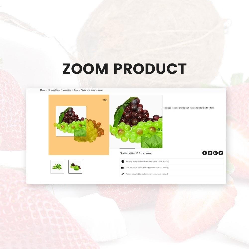 theme - Żywność & Restauracje - Organic Fresh–Food Grocery–Market Store - 7