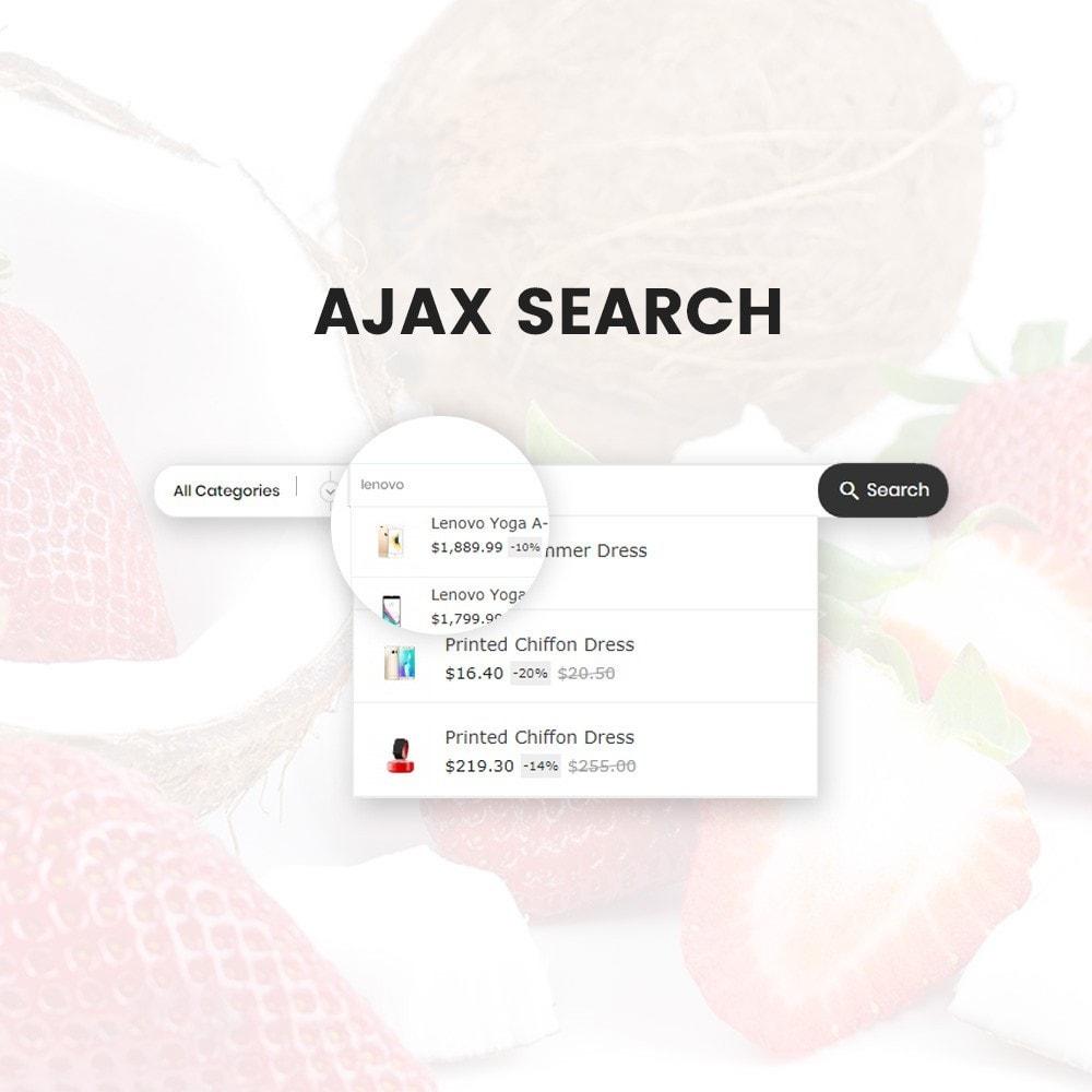 theme - Żywność & Restauracje - Organic Fresh–Food Grocery–Market Store - 8