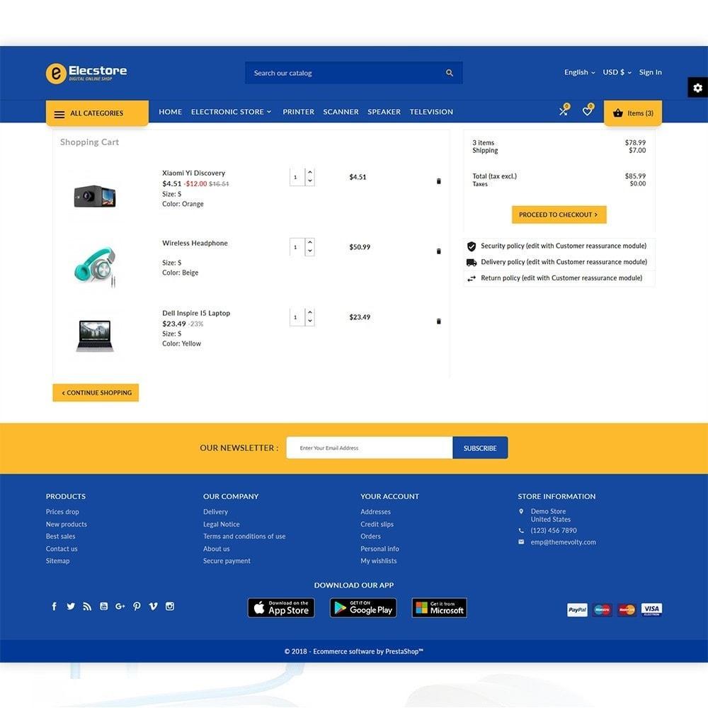theme - Electronics & Computers - Elec Store – Electronic Multipurpose Store - 5
