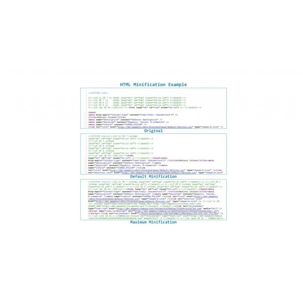 module - Segurança & Acesso - Minify HTML CSS JS - 6