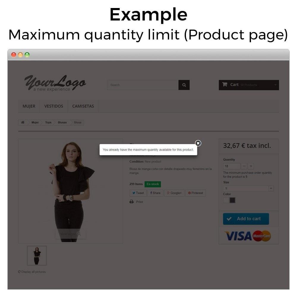 module - Edición Rápida y Masiva - Cantidad unitaria de productos mínimo y máximo - 9
