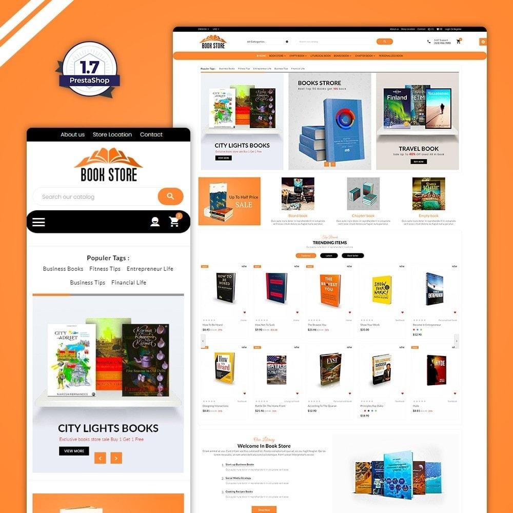 theme - Eletrônicos & High Tech - The Mega Book Store - 1