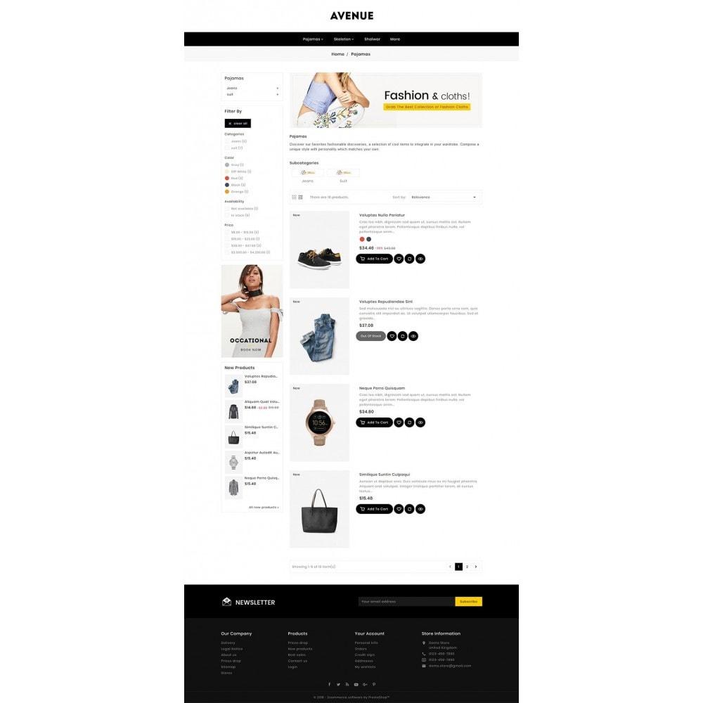 theme - Fashion & Shoes - AVENUE Fashion - 4