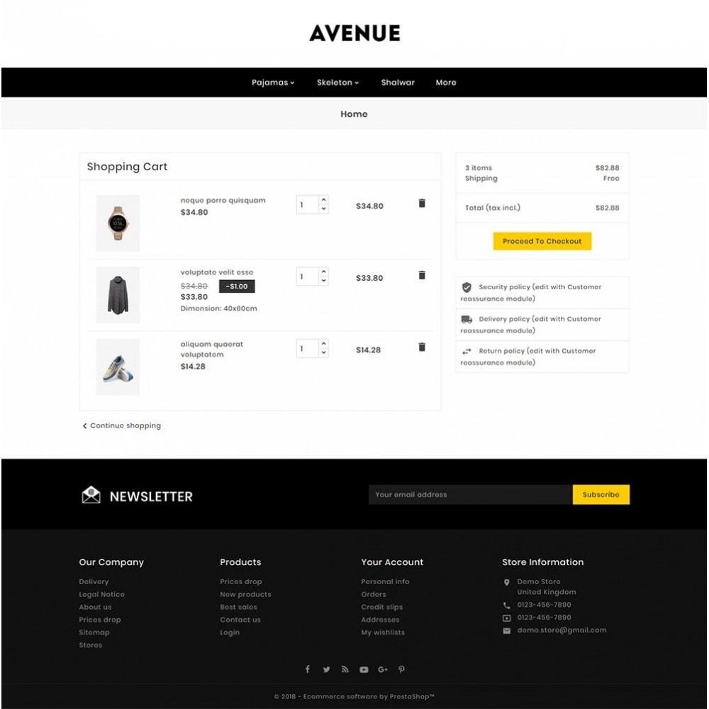 theme - Fashion & Shoes - AVENUE Fashion - 6