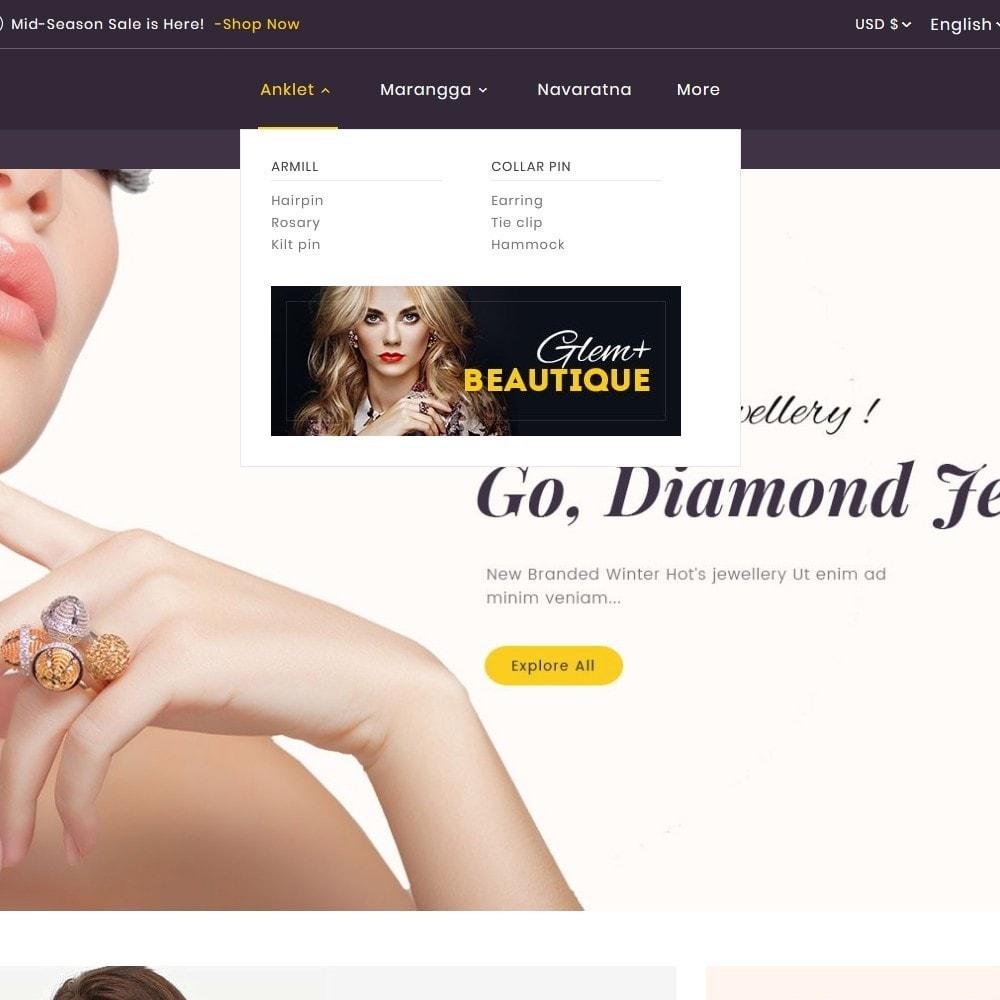 theme - Bijoux & Accessoires - Luxurious Jewelry - 9