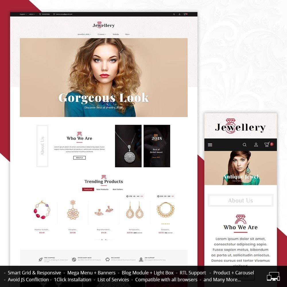 theme - Jewelry & Accessories - Diamond Jewelry - 1