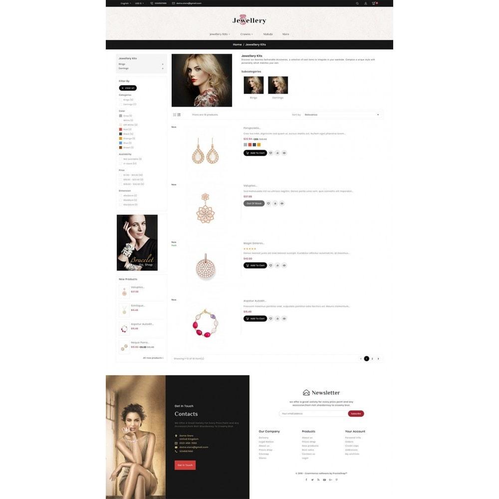 theme - Jewelry & Accessories - Diamond Jewelry - 4