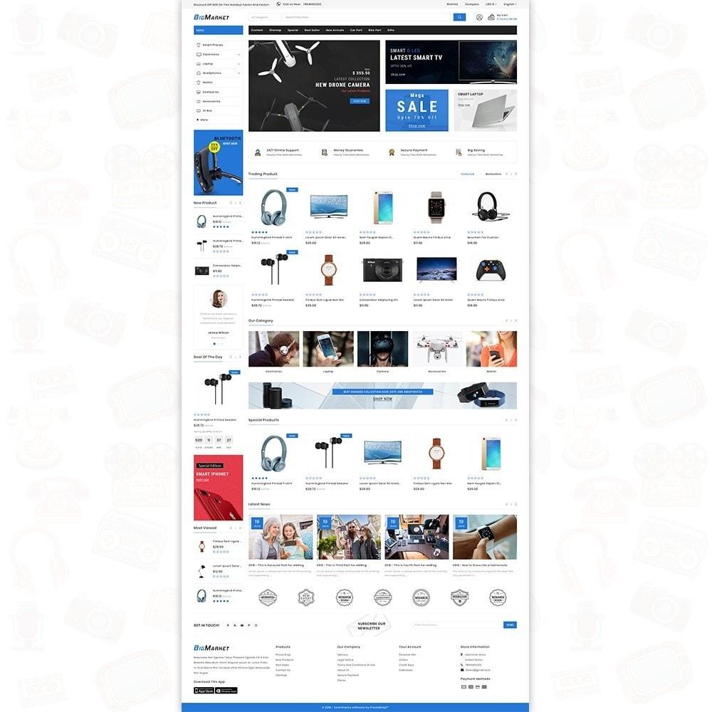 theme - Eletrônicos & High Tech - Big Market - The Mega Ecommerce Store - 2