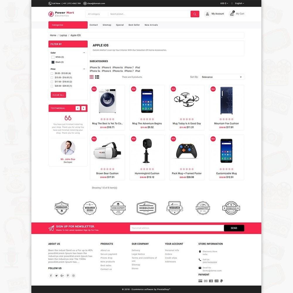 theme - Electronics & Computers - PowerMart - Digital Supermarket Store - 3