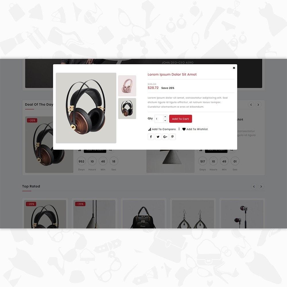 theme - Electronique & High Tech - Saleable - Online Shopping Trade - 7