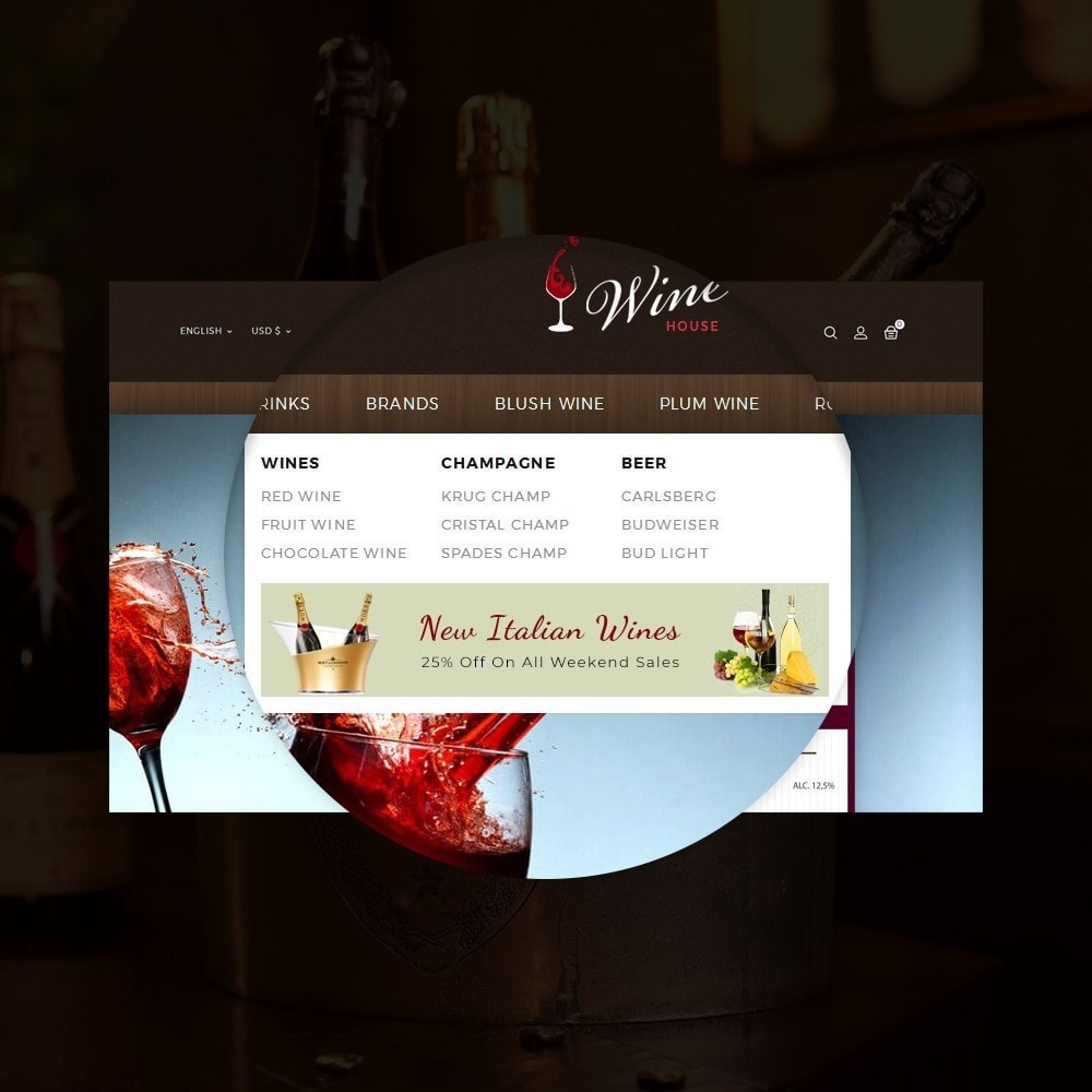 theme - Drink & Tobacco - Wine House Online Store - 6